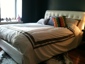 new bed task rabbit