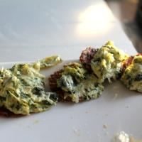 Slam Dunk Kale Artichoke Dip